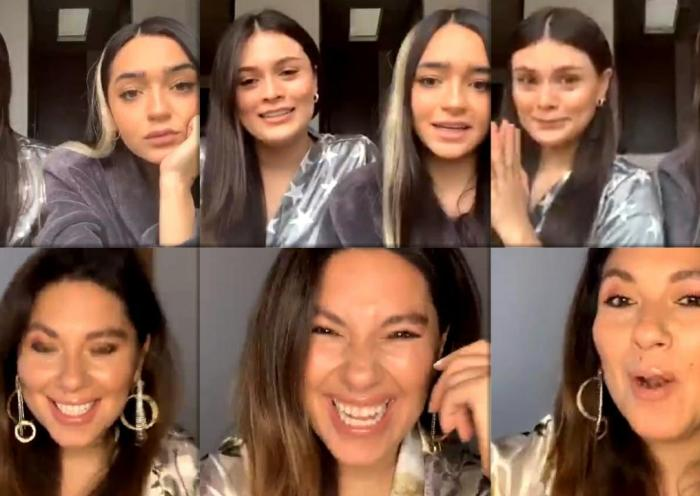 Calle y Poché's Instagram Live Stream from May 26th 2020.