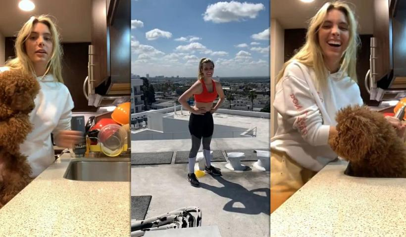 Lele Pons Instagram Live Stream from May 13th 2020.