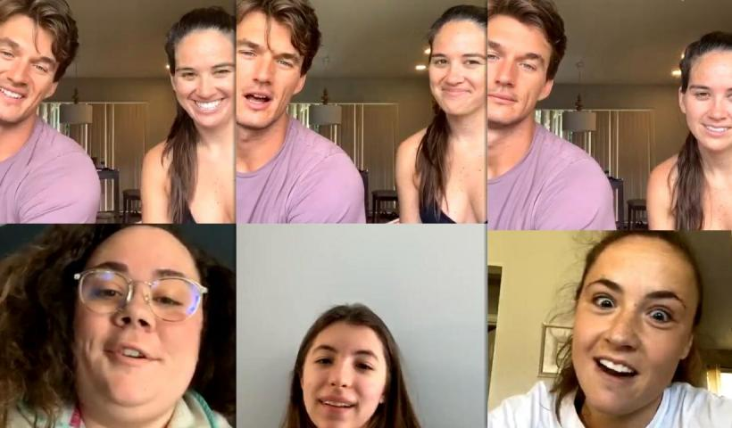 Tyler Cameron's Instagram Live Stream from May 13th 2020.