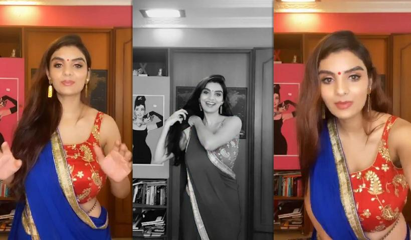 Anveshi Jain's Instagram Live Stream from June 4th 2020.