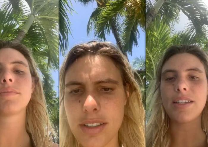 Lele Pons Instagram Live Stream from July 2nd 2020.