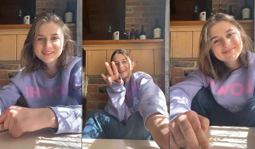 Brooke Butler's Instagram Live Stream from February 25th 2021.