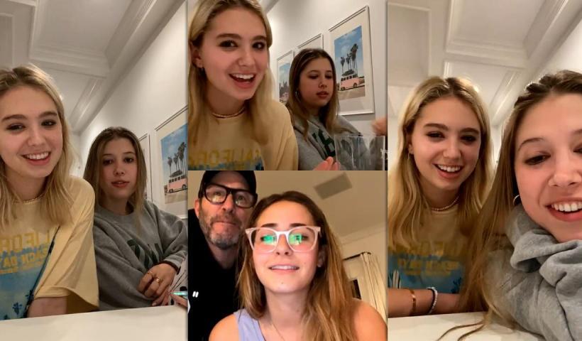 Lilia Buckingham's Instagram Live Stream from February 1st 2021.