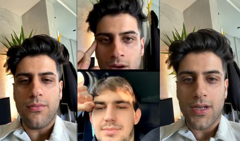 Yusuf Aktaş aka Reynmen's Instagram Live Stream from March 14th 2021.