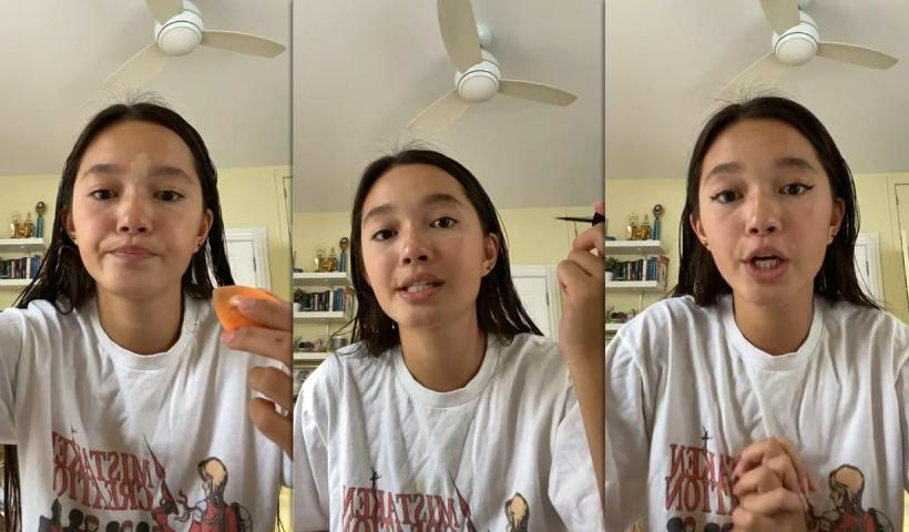 Lily Chee's Instagram Live Stream from April 28th 2021.