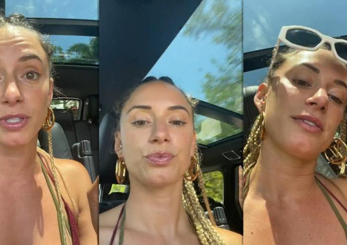 YesJulz's Instagram Live Stream from May 8th 2021.