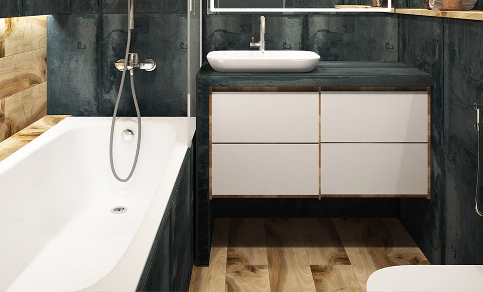4 Bathroom Design Trends for 2021 | Igloo Surfaces