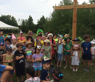 How children from one VBS are making a difference!