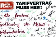 """Solidarität: """"Der Betriebsrat der Bharat Forge Daun steht hinter Euch"""""""