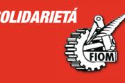 Federazione Impiegati Operai Metallurgici nazionale - Solidarität aus Italien!
