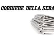 Streikende von RIVA in der italienischen Presse - A Milano la protesta degli operai tedeschi delle acciaierie Riva
