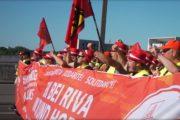 Eilmeldung: #Riva-Streik ++ Heute 28.08. in Berlin ++ Soli-Kundgebung und Demo ++ Änderung der Abläufe und der Treffpunkte