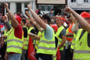Streiknachrichten #16: Zwölfte Streikwoche: Streik für Tarifbindung geht weiter!