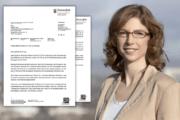 Arbeitsministerin Sabine Bätzing-Lichtenthäler fordert RIVA zu Lösung am Verhandlungstisch auf