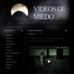 Videos de miedo y terror