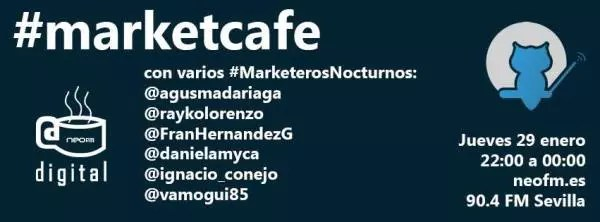 MarketCafe en Café Digital