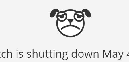 Katch shut down