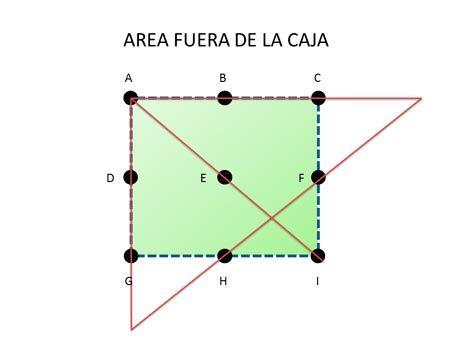 Ejercicio 9 puntos unidos por 4 líneas