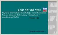 rg 3293 AFIP