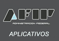 aplicativos afip pfp rg970