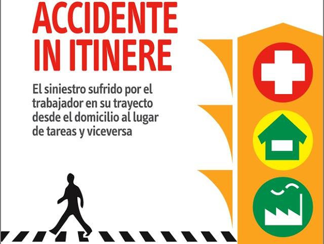 ¿Qué es el accidente de trabajo In Itinere?