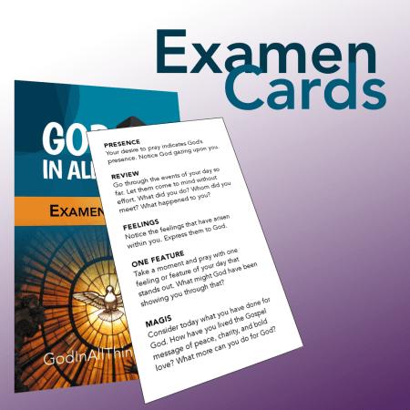 Examen Cards Logo