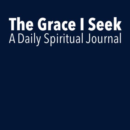 Grace I Seek Journal Logo