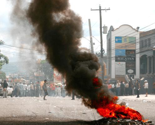 Honduras 2009   SOURCE: Eduardoferreira