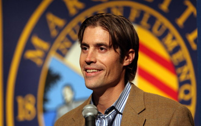 James Foley (1973-2014) [SOURCE: Marquette University]
