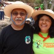 Ismael Moreno Coto, S.J. and Berta Cáceres