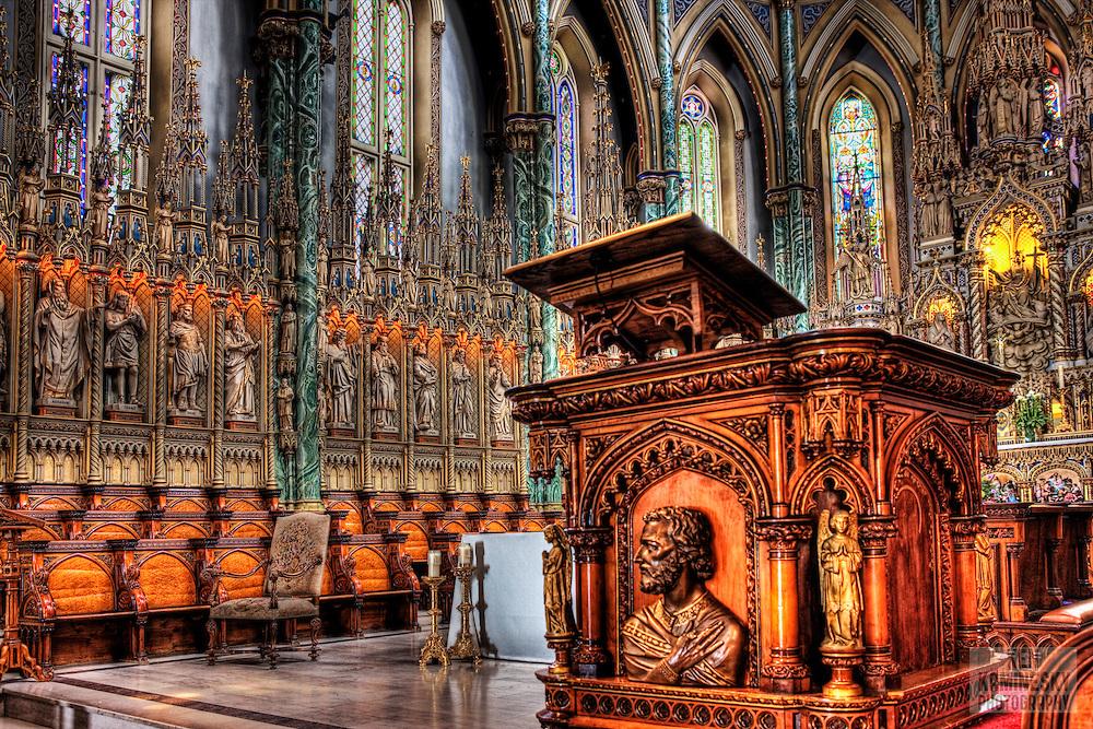 Notre Dame, Ottawa. Source: kenkeminsky.photoshelter.com
