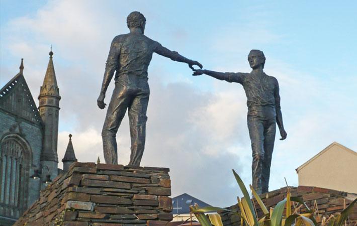 Derry, Northern Ireland. Source: mauriceharron.com