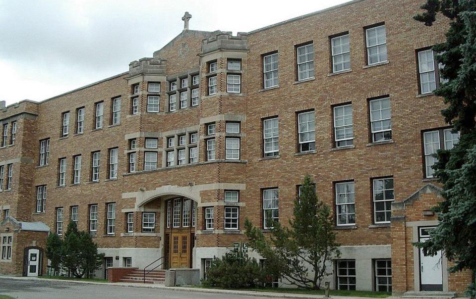 Campion High school, Regna, SK. Source: wikimedia