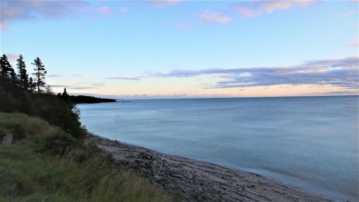 North Shore, Lake Superior. Source: Kevin Burns.