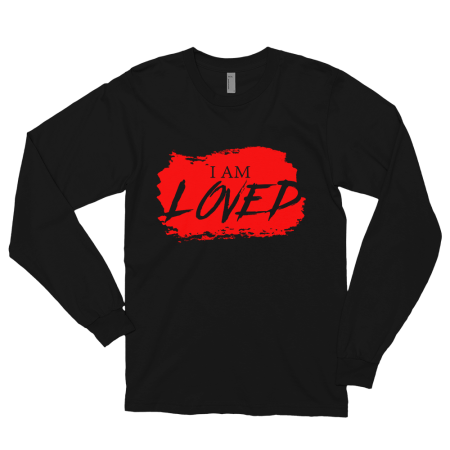 I Am Loved Christian Shirt