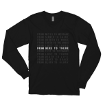From Here to There Christian Shirt