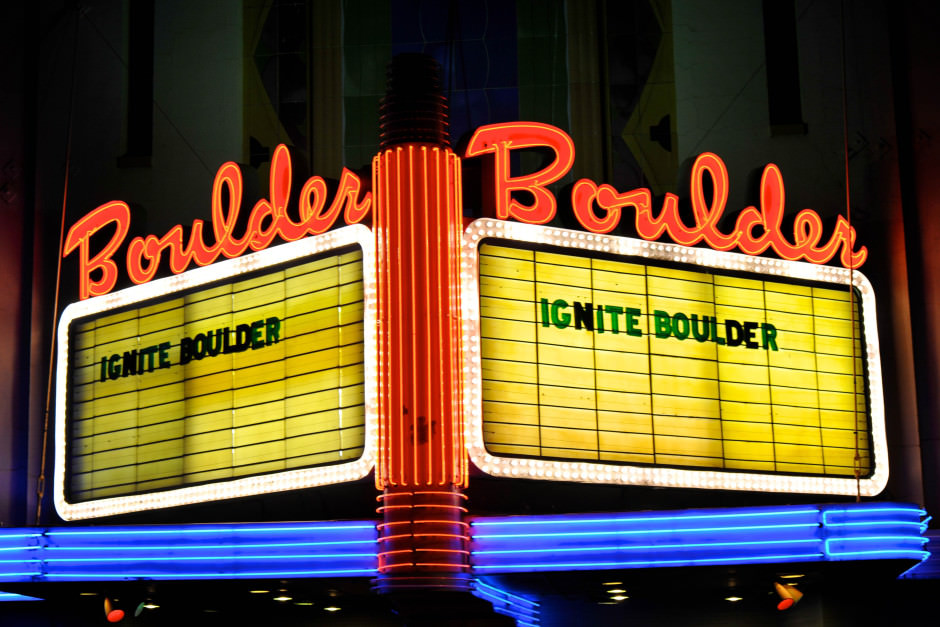Ignite Boulder Theater
