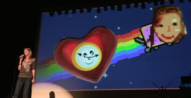 We all love Nyan Cat, right?