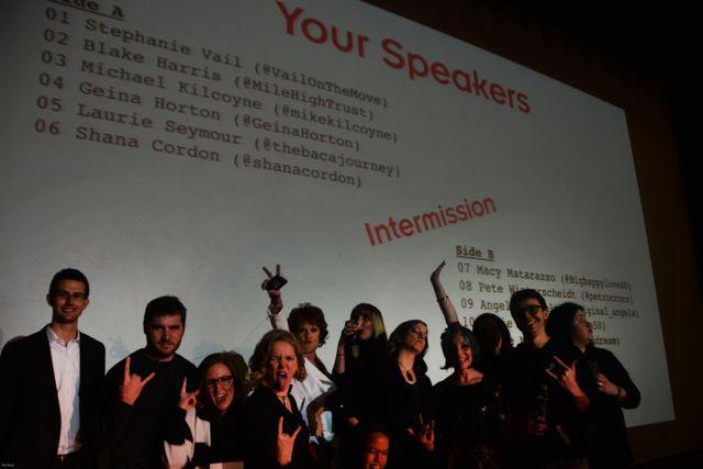 Ignite Denver 19 speakers