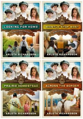 Beyond the Orphan Train series