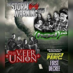 The Stormwarning Tour