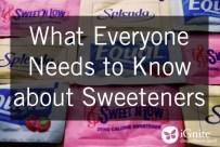What Everyone Needs to Know About Sweeteners