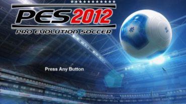 Pro Evolution Soccer 2012 logo