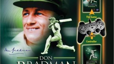 don bradman cricket 1