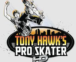 tony hawk pro skater HD 1