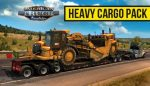 American Truck Simulator Heavy Cargo Pack Free Download