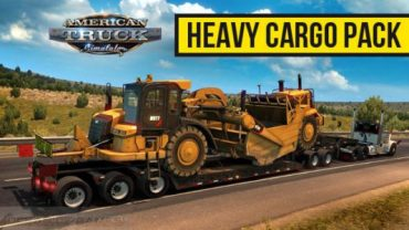 Euro Truck Simulator 2 Heavy Cargo Pack Free Download 1