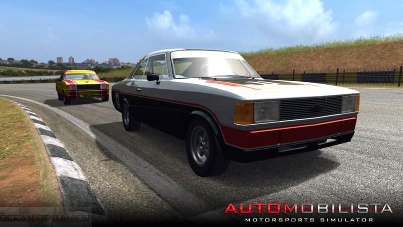 Automobilista PC Game Features
