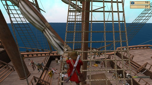 Blood and Gold Caribbean The Zombiest Adventure Free Download 5