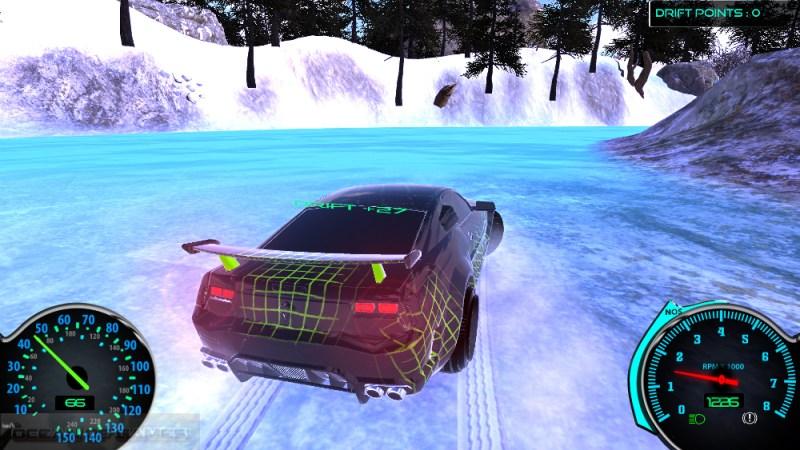 Frozen Drift Race Setup Free Download
